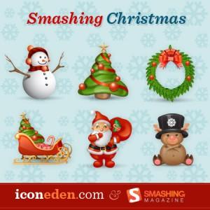 iconeden gratis kerst iconen