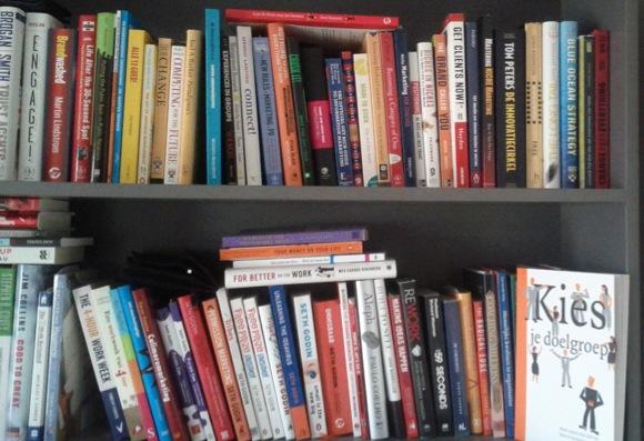 shelfie boeken top 5 2013