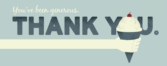 dank je wel - dankbaar