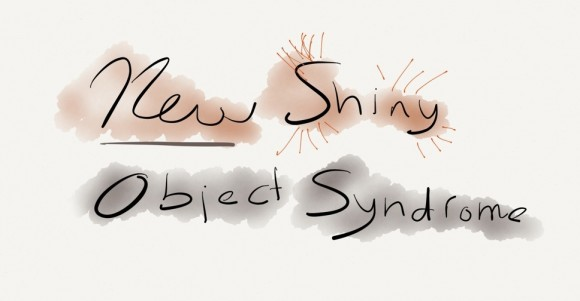 New Shiny Object Syndrome - doelen realiseren