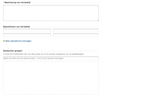 linkedin bedrijfsprofiel toevoegen5 580x376 LinkedIn Bedrijfsprofiel voor jouw bedrijf