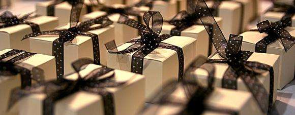geven - gift voor jou