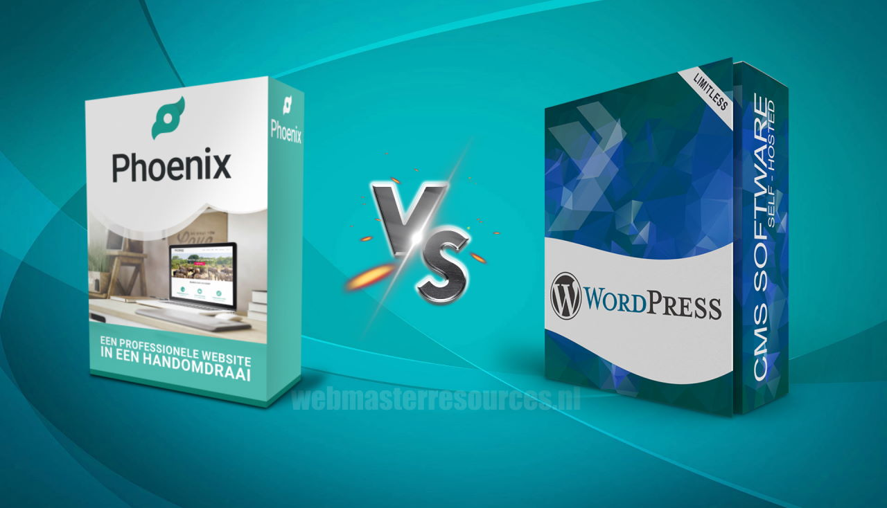 phoenix versus wordpress
